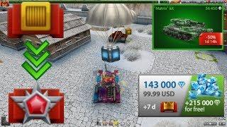 Tanki Online - Road To Legend #2 - Buying Matrix Kit! Epiteth