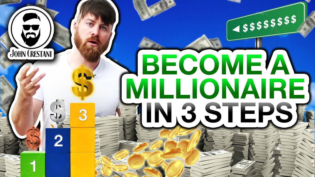 How To Become A Millionaire By John Crestani
