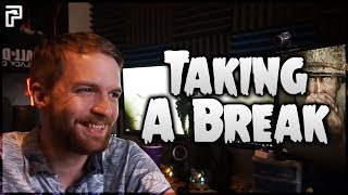 🐍 Taking A Break From YouTube... (Terraria, Minecraft & Channel Updates)