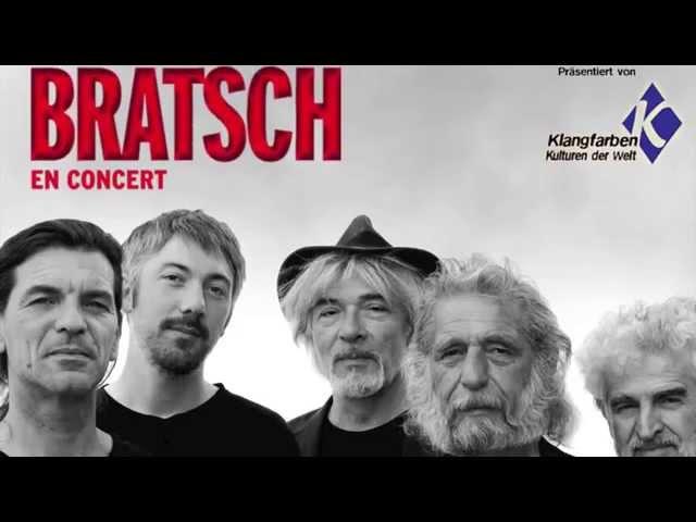 Bratsch @ 8.Klangfarben Festival ´15 in Regensburg