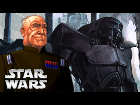 General Rom Mohc's Most Powerful Weapon: The Dark Trooper Phase III - Dark Forces Lore Play #13