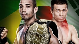UFC 163 Official Fight Card Preview: Jose Aldo vs The Korean Zombie Chan Sung Jung