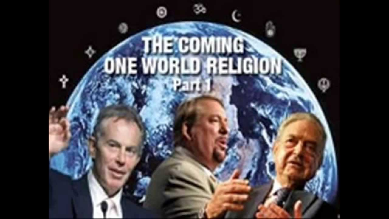 Bill Cooper- United Nations & The Coming One World Religion(New Age)/Agenda 21 & The New World Order thumbnail