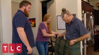 Kody Has to Wear A Kilt to Aspyn and Mitch's Wedding | Sister Wives