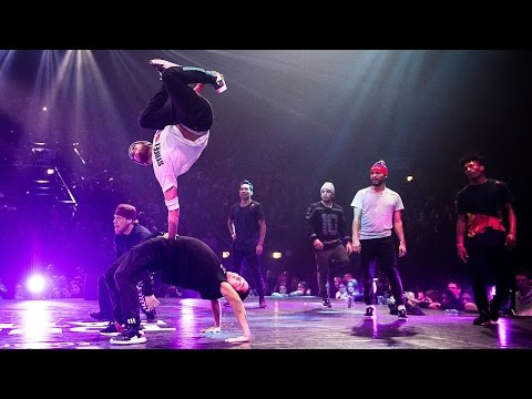 The BC One All Stars Rock Toulouse Battle Pro   All Star Tour Highlights