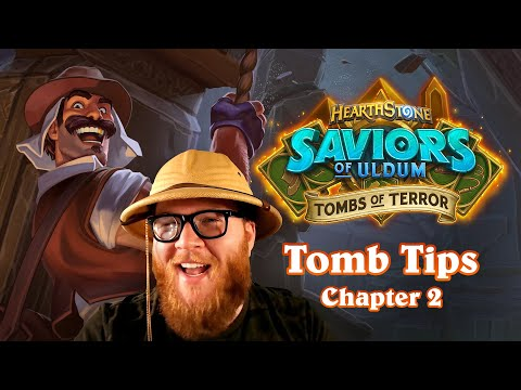 Tomb Tips with RegisKillbin - Chapter 2 | Hearthstone