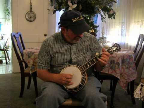I'll Fly Away on DECOTONE Mini Banjo