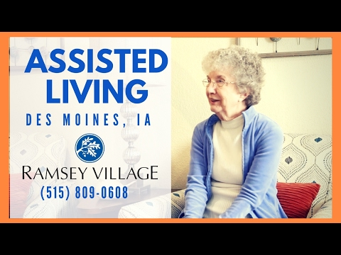 Ramsey Village - Assisted Living - Des Moines, IA  (515) 809-0608