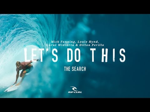 """Let's Do This"" 