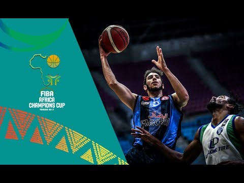 Live 🔴 - City Oilers v A.S Sale - FIBA Africa Champions Cup 2017