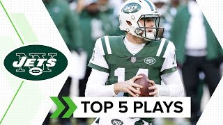 Top 5 Offensive Plays of 2018 | New York Jets