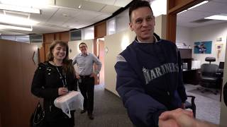 Mets Trade Kelenic to Mariners, Here's Him Meeting Dipoto & Management for the First Time