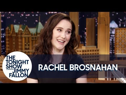 Rachel Brosnahan is still very, very, VERY into 'Pokémon GO'
