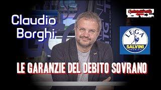 🔴 Claudio Borghi Aquilini - LE GARANZIE DEL DEBITO SOVRANO - 19/01/2018