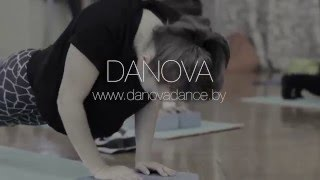 Отзыв о занятиях Pole dance (Екатерина Cазановец)