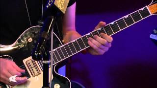 """Band of Skulls performing """"Sweet Sour"""" on KCRW"""