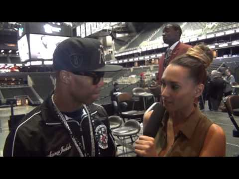 EXCLUSIVE Interview w/ Zab Judah after crashing press conference