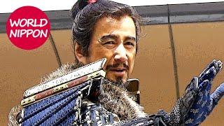 「第34回上田真田まつり」で行われた、NHK大河ドラマ「真田丸」のキャス...