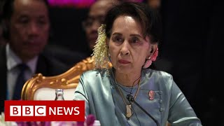 Myanmar's Aung Suu Kyi faces most serious charge yet - BBC News