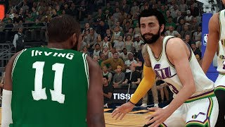 NBA 2K19 Boston Celtics vs Utah Jazz | NBA 2K19 Gameplay PS4