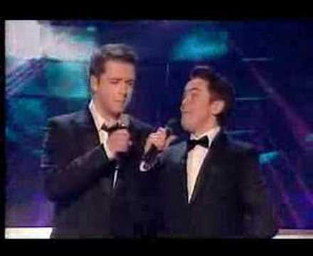 X-Factor Final: Ray & Westlife - That's Life