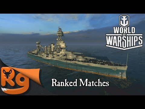 moRgi vs. 16 mbit presents: [World of Warships] Salzige Ranked Eskapaden [GER/ENG]