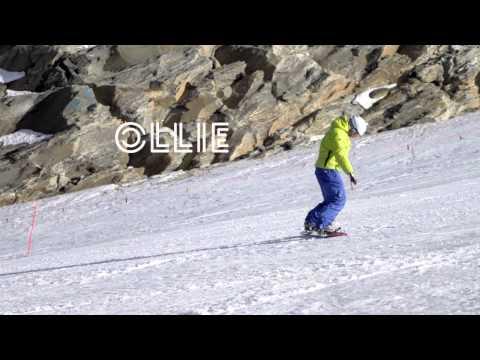 Snowboard - technika jazdy SITS 2013-2014