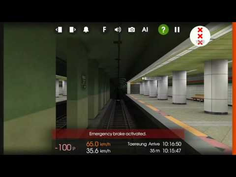 Hmmsim 2 - Seoul Metro Line 7 - From Jangam to Cheongdam with 2nd Produced