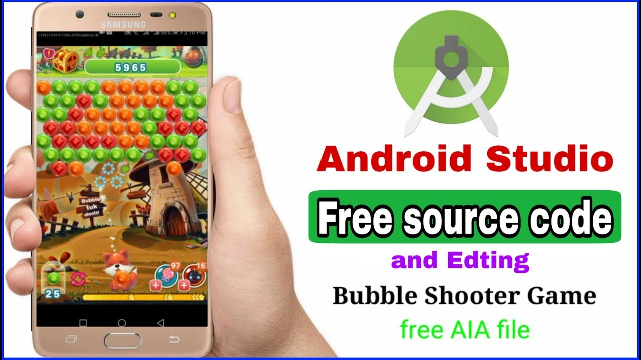 Android studio free source code / Game source code | game kaise banate hai