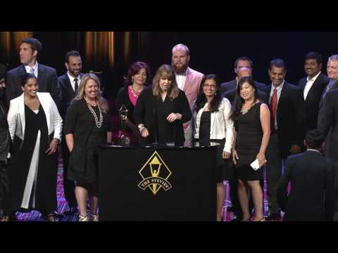Cisco Systems Wins Stevie Award in 2017 American Business Awards