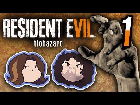 Resident Evil 7 - Biohazard VR: Arin the Big Scared Baby - PART 1 - Game Grumps |
