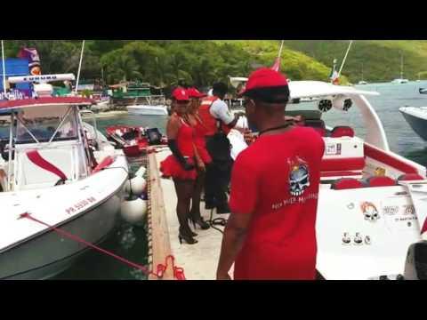 Poker Run Tortola BVI 2017