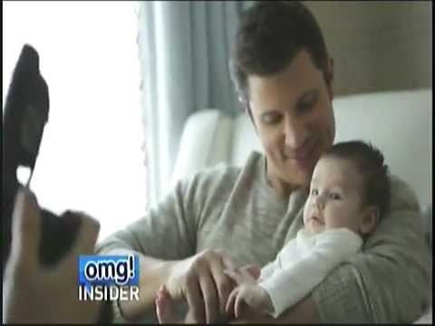 Nick Lachey - Fathers Lullaby Interview 4/17/13