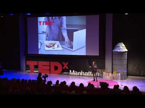 How small changes in food choice can make BIG everyday differences | Stefanie Sacks | TEDxManhattan