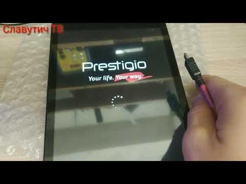 Prestigio Muze 3708 3g забыл Гугл аккаунт. Удаление Google аккаунта. Reset FRP.