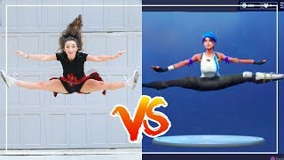 Baixar FORTNiTE DANCE CHALLENGE in REAL LiFE!! (Ft. The Rybka Twins)