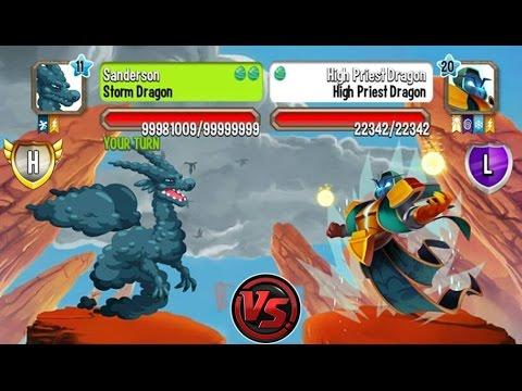 dragon-city---random-fight- -part-3-[full-combat-&-skills-2016]