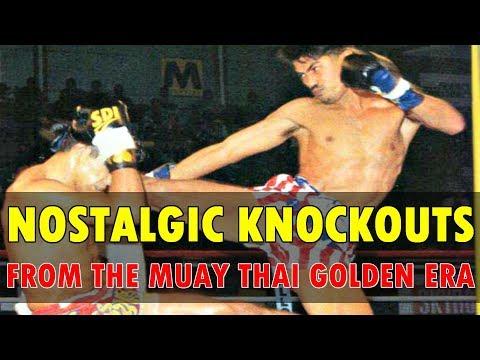 Nostalgia - Muay Thai KO Highlight