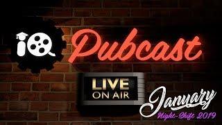 FIQ Pubcast (01/25): January Night Shift