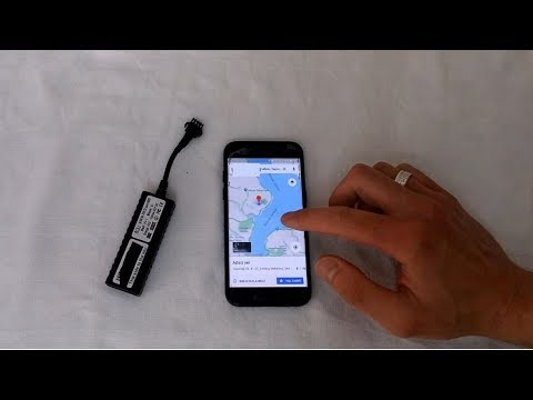 GPS Tracking System (Motor Blockage) - Full Details