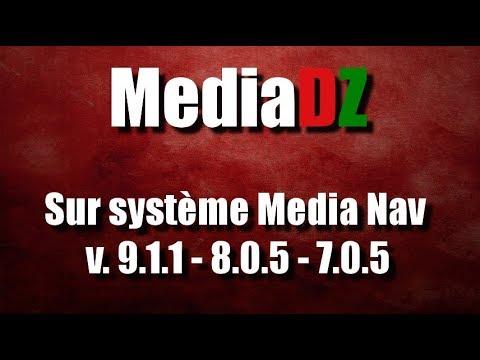 & installer mediaskin v2 sur medianav 4.0.3 4.0.6