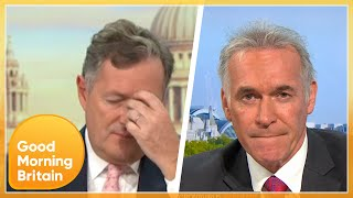 Piers Morgan Despairs Over Second Lockdown Mixed Messaging | Good Morning Britain