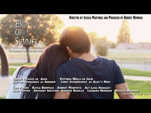 """End of Summer"" A Romance/Drama Short Film (2014)"