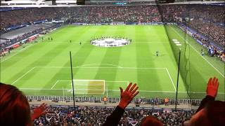 Feyenoord - Manchester City 0-4 14-9-2017 Awaydays