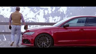 Drive your passion - RS6 Performance Sedan 2018