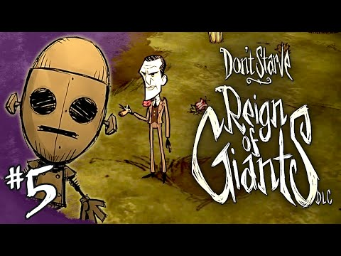 Don't Starve (Reign of Giants DLC) - Part 5 - Crop Protector