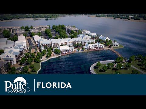 New Homes near Sarasota, FL - Shoreview at Lakewood Ranch Waterside