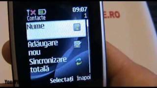 Nokia 2330 Review - in Romana