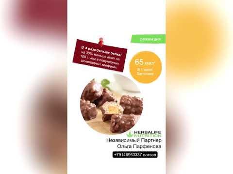 Мини-батончики и роль сладкого в сбалансированном питании