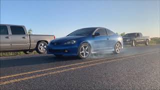 Doing Burnouts at work!